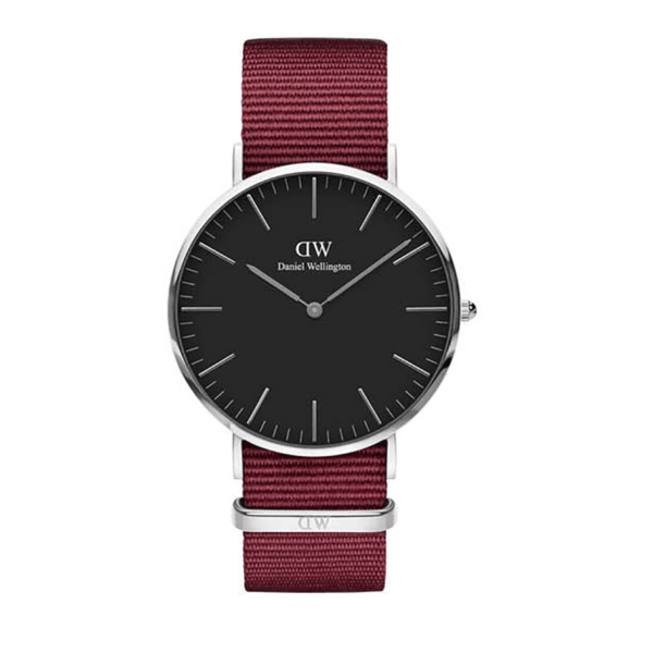 DANIEL WELLINGTON DW00100270 - CLASSIC BLACK ROSELYN