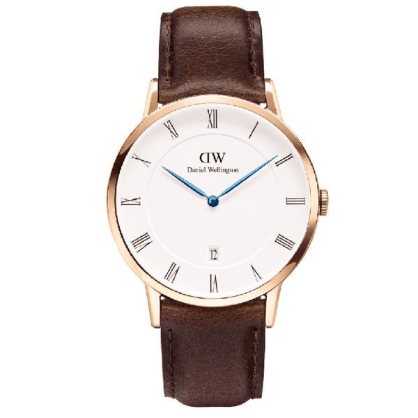DANIEL WELLINGTON 1100DW - DAPPER ST. MAWES ROSE GOLD