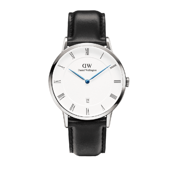 DANIEL WELLINGTON 1121DW - DAPPER SHEFFIELD SILVER