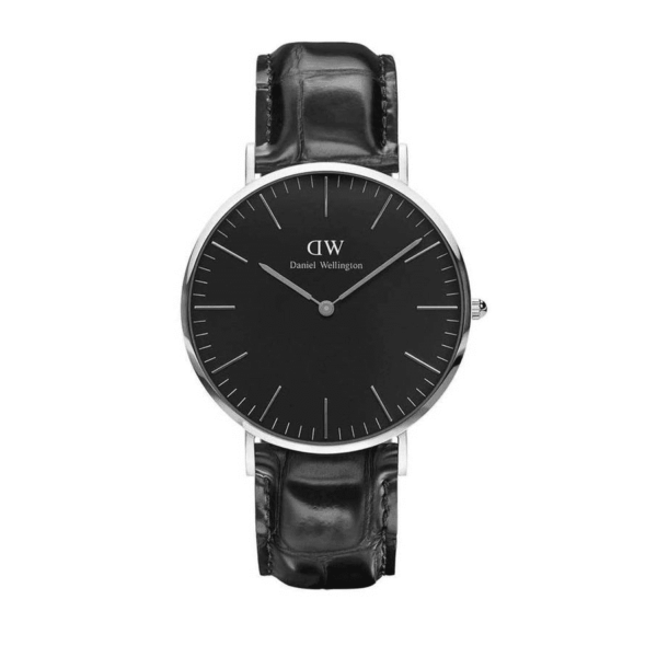 DANIEL WELLINGTON DW00100135 - CLASSIC BLACK READING