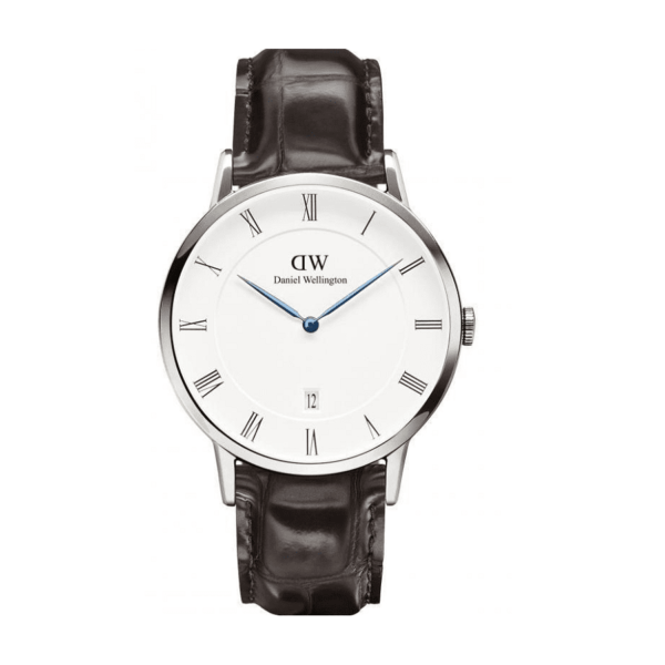DANIEL WELLINGTON 1122DW - DAPPER YORK SILVER