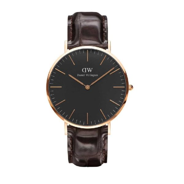DANIEL WELLINGTON DW00100128 - CLASSIC BLACK YORK
